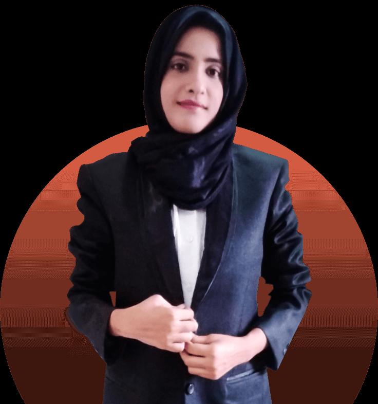 Isha Hasan - Front-end Developer | Web/WordPress Developer